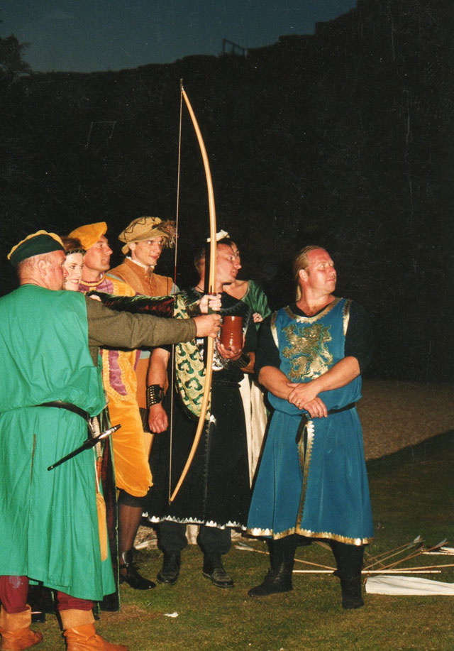 Medieval Activity Days - Archery