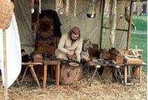 Medieval Activity Days - medieval crafts